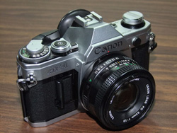 best things to sell on eBay for profit - canon ae-1 program camera