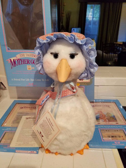 best things to sell on eBay for profit - talking mother goose