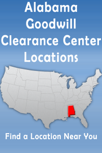Goodwill Outlet Stores Alabama