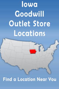 Goodwill Outlet Store Des Moines Iowa