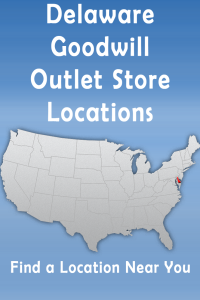 Delaware Goodwill Outlet Store