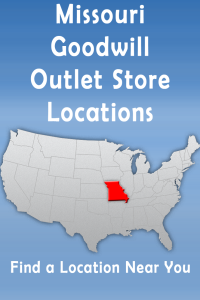 Goodwill Outlet St Louis Missouri