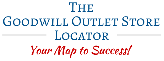 The goodwill outlet store locator your map to success goodwill outlet store locator logo fandeluxe Choice Image