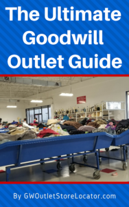 The Ultimate Goodwill Outlet Guide eBook
